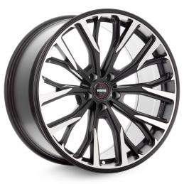Momo SUV RF-02 9x20 PCD5x112 ET45 DIA 66.6  Matt Black-Polished